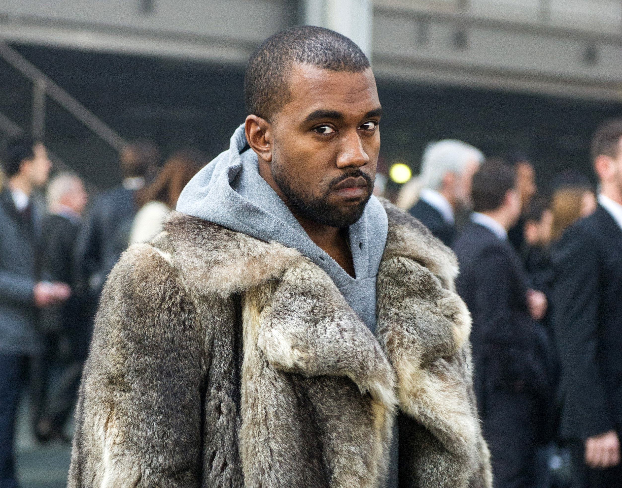 Fashion sense of Kanye West